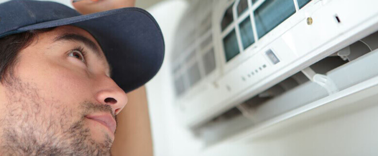 heating air conditioning installation
